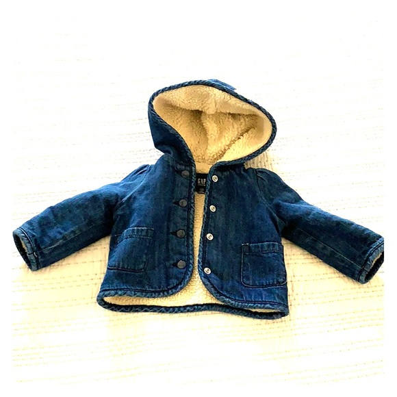 GAP Other - GAP toddler denim jacket